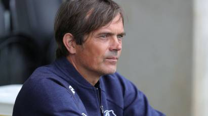 "Cocu: ""It Was Very Positive For Us"""