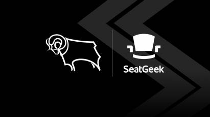 Derby County Extend SeatGeek Partnership