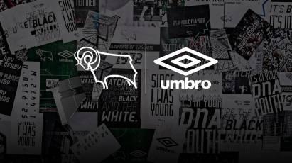 Derby County And Umbro Extend Longstanding Partnership