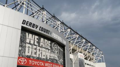 Derby County Board Of Directors Update