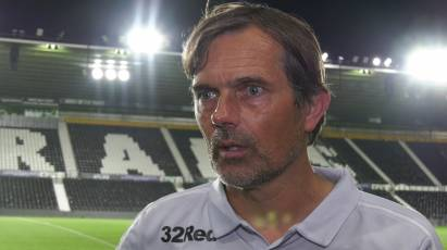 Cocu Pleased With Application Of Derby Youngsters Against Girona