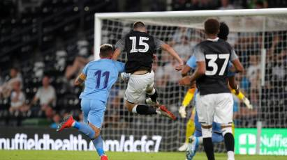 In Pictures: Derby County vs. Girona