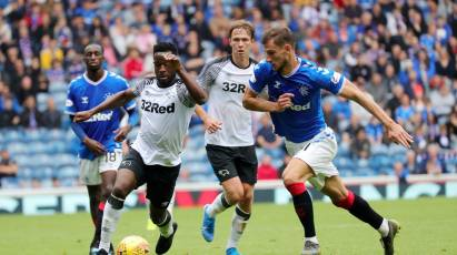 Rams Fall To Rangers In Final Pre-season Test