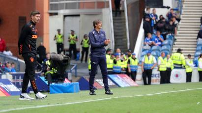 "Cocu: ""It Was An Excellent Test Against A Great Team"""
