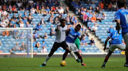 Highlights: Rangers 1-0 Derby County