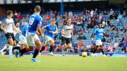 In Pictures: Rangers vs. Derby County