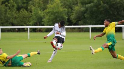 U23 Highlights: Derby County 3-4 Norwich City