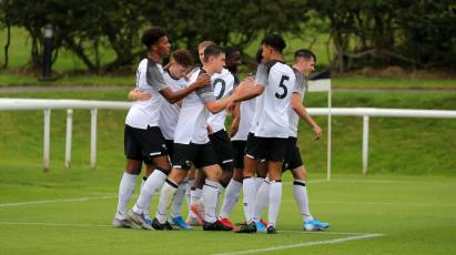 U18 Highlights: Derby County 1-3 West Bromwich Albion