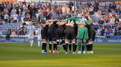 Matchday Moments: Huddersfield Town 1-2 Derby County