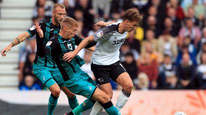 HIGHLIGHTS: Derby County 0-0 Swansea City