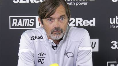 Watch Cocu's Carabao Cup Press Conference In Full