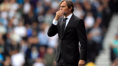 Cocu Hints At Changes Ahead Of Carabao Cup Clash