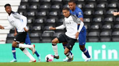 U23 Highlights: Derby County 0-1 Chelsea