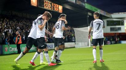 HIGHLIGHTS: Scunthorpe United 0-1 Derby County