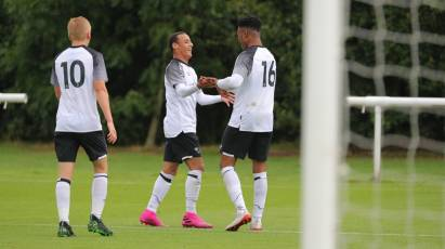 Under-18s Suffer Defeat Against West Bromwich Albion