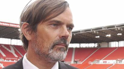 Cocu Satisfied With A Point Against Stoke City