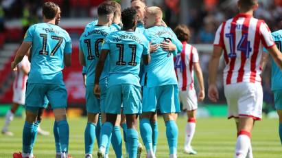 In Pictures: Stoke City 2-2 Derby County