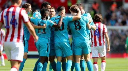 HIGHLIGHTS: Stoke City 2-2 Derby County