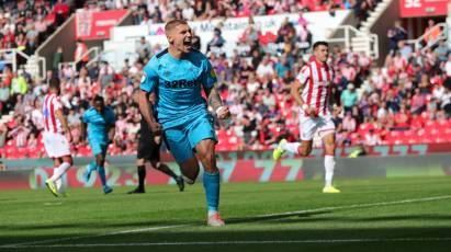 Watch The Full 90 Minutes From The 2-2 Draw Against Stoke City