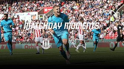 Matchday Moments: Stoke City 2-2 Derby County