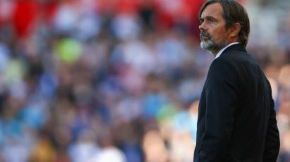 Cocu Not Surprised By Quality In Sky Bet Championship