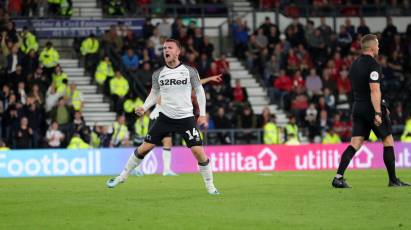 In Pictures: Derby County 1-2 Bristol City