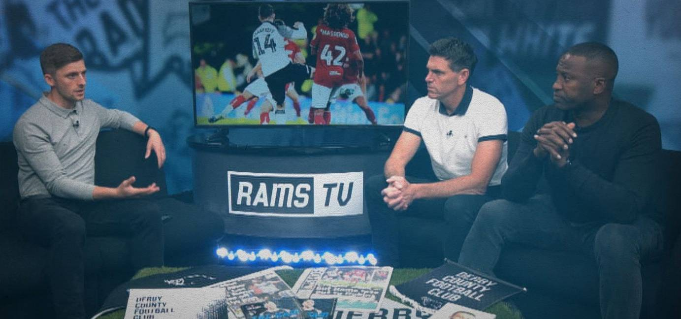 The Derby County Show: Episode Five