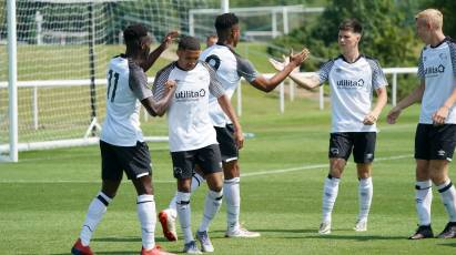 U23s HIGHLIGHTS: Liverpool 3-3 Derby County