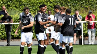 U23s Take Down Spurs In Second Victory This Week