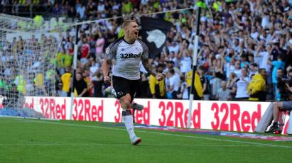 In Pictures: Derby County 1-1 West Bromwich Albion