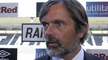 Cocu Frustrated With Point Against West Bromwich Albion