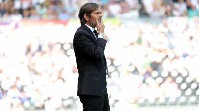 Cocu Pleased With Start But Disappointed With Just A Point