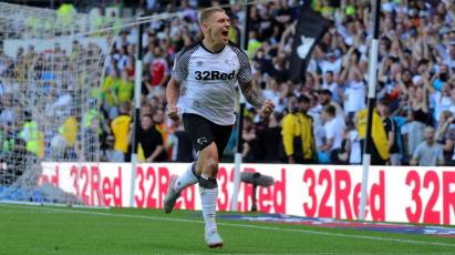 Waghorn Frustrated Not To Fire Derby To Victory
