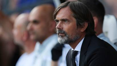 Cocu Hints At Changes For Carabao Cup Clash