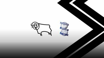 Tickets For Derby's Home Clash With Birmingham Still Available