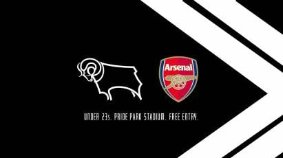 Support Our Under-23s Against Arsenal On Friday Night