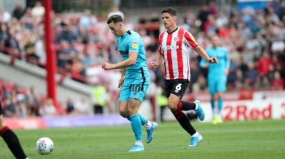 In Pictures: Brentford 3-0 Derby County