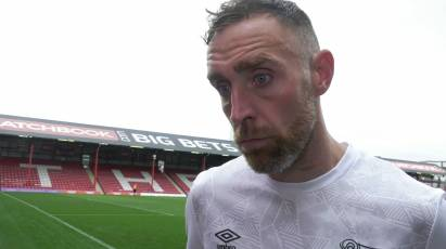 "Keogh: ""The First-Half Was Unacceptable"""