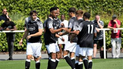 Under-23s Draw 3-3 With Liverpool In Entertaining Affair