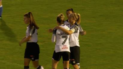 HIGHLIGHTS: Derby County Ladies 10-1 The New Saints