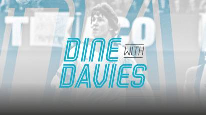 Dine With Davies And Special Guests For Luton Town Fixture