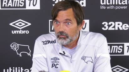 Cocu Addresses Media Ahead Of Rams' Return To Action Against Cardiff
