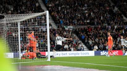 Rams Held To Draw At Pride Park Against Bluebirds