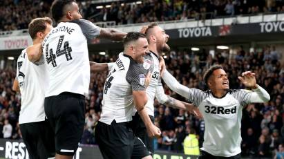 HIGHLIGHTS: Derby County 1-1 Cardiff City