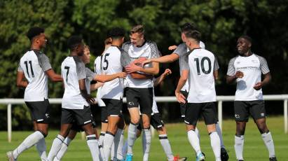 U18s Earn Third Victory Inside A Week