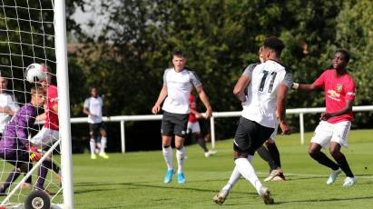 Watch Young Rams' 5-1 Victory Over Manchester United In Full