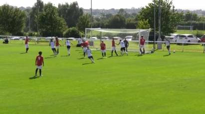 U18 HIGHLIGHTS: Derby County 5-1 Manchester United