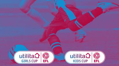 EFL News: Utilita Become Sponsor Of Kids And Girls Cup
