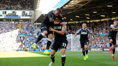 HIGHLIGHTS: Leeds United 1-1 Derby County