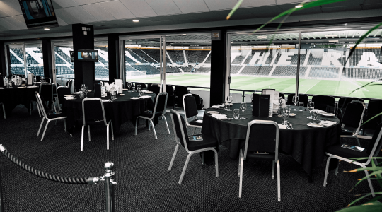 Matchday Hospitality Right Image